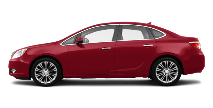 2016 Buick Verano LEATHER | Photo 4 | Crystal Red Tintcoat