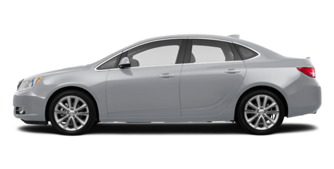 2016 Buick Verano PREMIUM | Photo 4 | Quicksilver Metallic