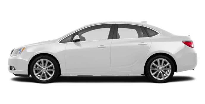 2016 Buick Verano PREMIUM | Photo 4 | Summit White