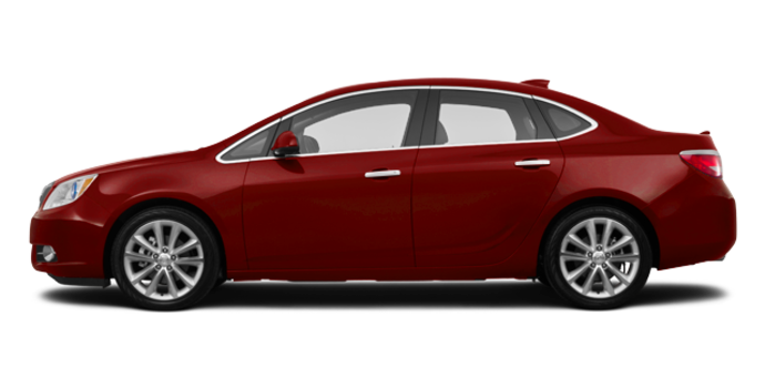 2016 Buick Verano PREMIUM | Photo 4 | Crystal Red Tintcoat