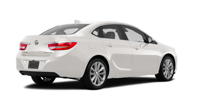 2016 Buick Verano PREMIUM | Photo 5 | White Diamond Tricoat