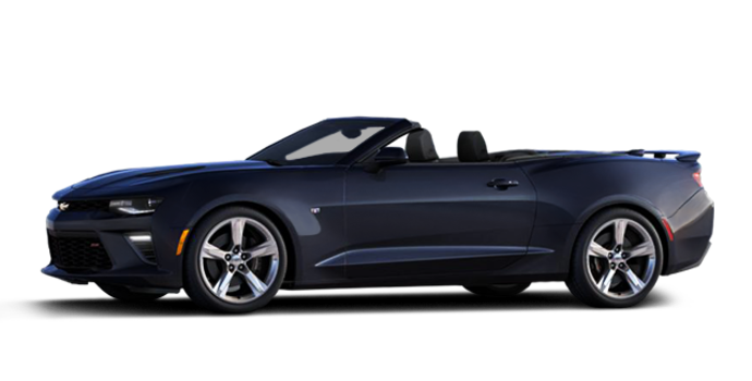2016 Chevrolet Camaro convertible 1SS | Photo 4 | Blue Velvet Metallic