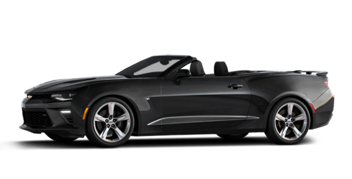 2016 Chevrolet Camaro convertible 1SS | Photo 4 | Mosaic Black Metallic