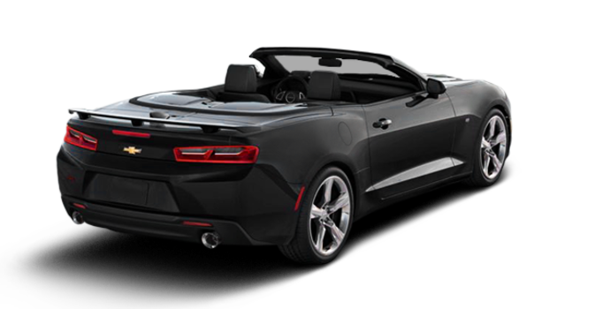 2016 Chevrolet Camaro convertible 1SS | Photo 5 | Mosaic Black Metallic