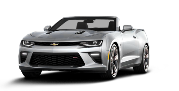 2016 Chevrolet Camaro convertible 1SS | Photo 6 | Silver Ice Metallic