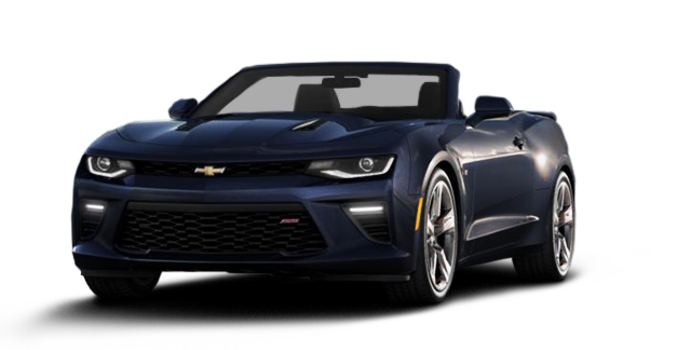 2016 Chevrolet Camaro convertible 1SS | Photo 6 | Blue Velvet Metallic