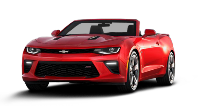 2016 Chevrolet Camaro convertible 2SS | Photo 6 | Red Hot