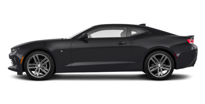 2016 Chevrolet Camaro coupe 1LT | Photo 4 | Nightfall Grey Metallic
