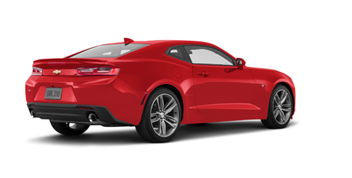 2016 Chevrolet Camaro coupe 1LT | Photo 5 | Red Hot