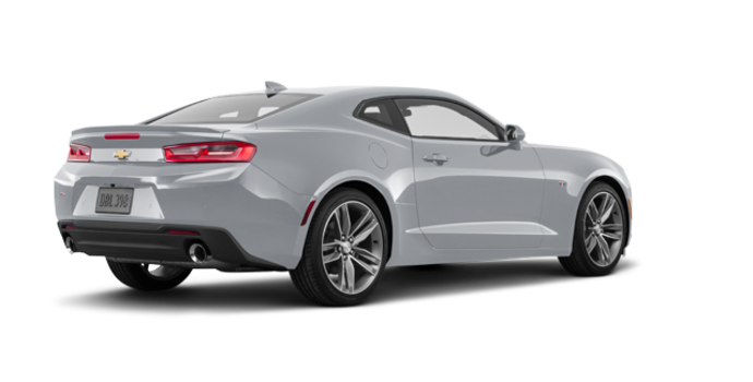 2016 Chevrolet Camaro coupe 1LT | Photo 5 | Silver Ice Metallic