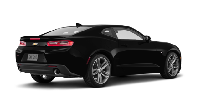 2016 Chevrolet Camaro coupe 1LT | Photo 5 | Black