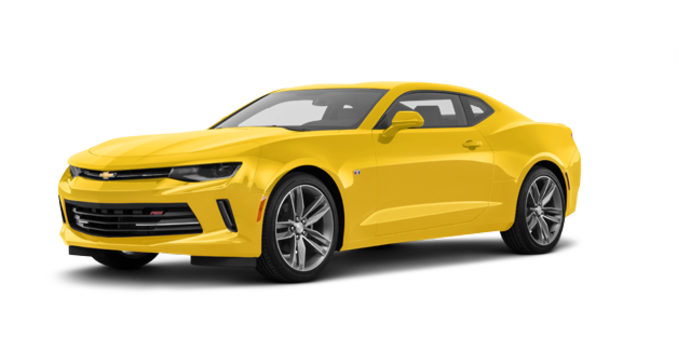 2016 Chevrolet Camaro coupe 1LT | Photo 6 | Bright Yellow