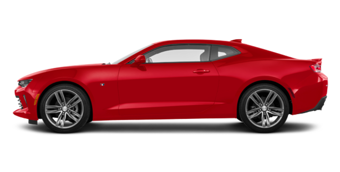 2016 Chevrolet Camaro coupe 2LT | Photo 4 | Garnet Red