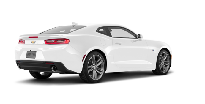 2016 Chevrolet Camaro coupe 2LT | Photo 5 | Summit White