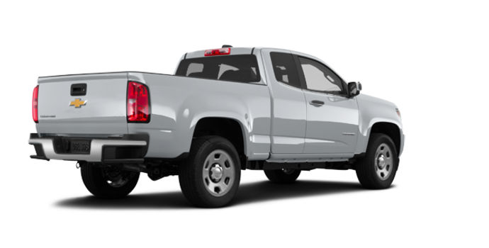 2016 Chevrolet Colorado BASE | Photo 5 | Silver Ice Metallic