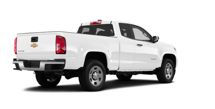 2016 Chevrolet Colorado BASE | Photo 5 | Summit White