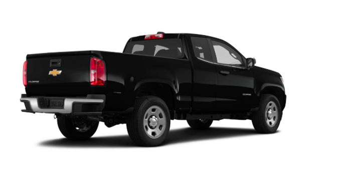 2016 Chevrolet Colorado BASE | Photo 5 | Black