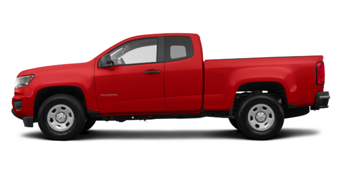 2016 Chevrolet Colorado WT | Photo 4 | Red Hot