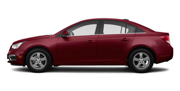 2016 Chevrolet Cruze Limited 1LT | Photo 4 | Siren Red