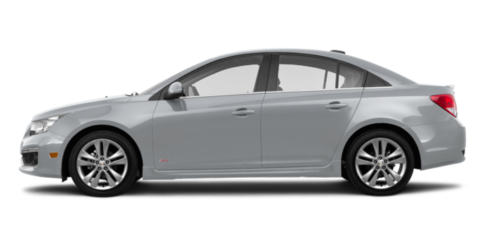 2016 Chevrolet Cruze Limited 2LT | Photo 4 | Silver Ice Metallic