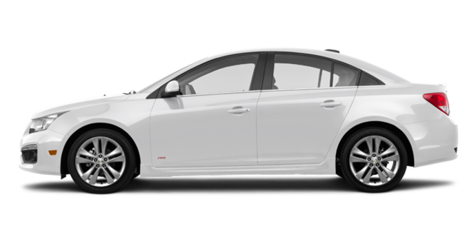 2016 Chevrolet Cruze Limited 2LT | Photo 4 | Summit White.