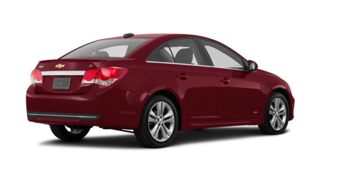 2016 Chevrolet Cruze Limited 2LT | Photo 5 | Siren Red