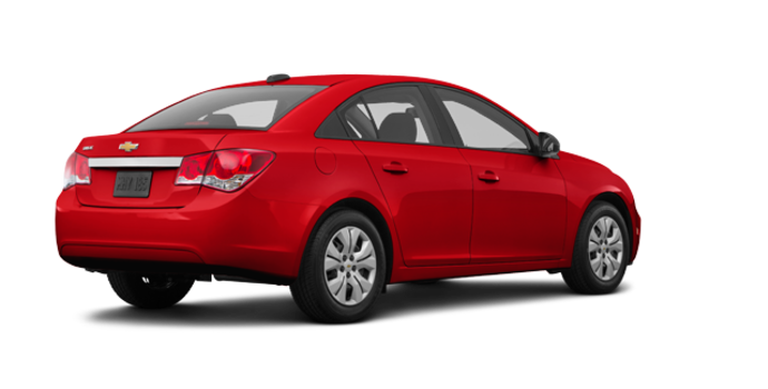 2016 Chevrolet Cruze Limited LS | Photo 5 | Red Hot