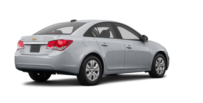 2016 Chevrolet Cruze Limited LS | Photo 5 | Silver Ice Metallic
