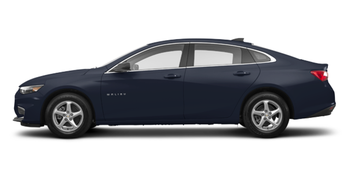 2016 Chevrolet Malibu LS | Photo 4 | Blue Velvet Metallic
