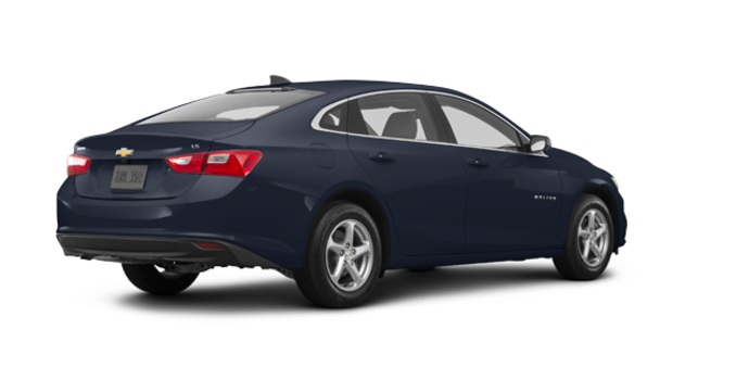 2016 Chevrolet Malibu LS | Photo 5 | Blue Velvet Metallic