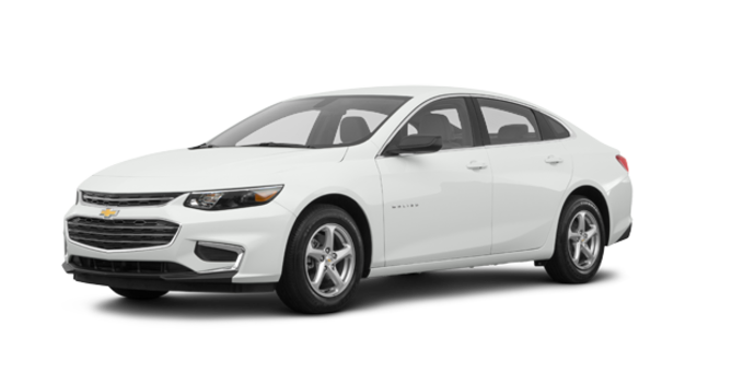 2016 Chevrolet Malibu LS | Photo 6 | Summit White
