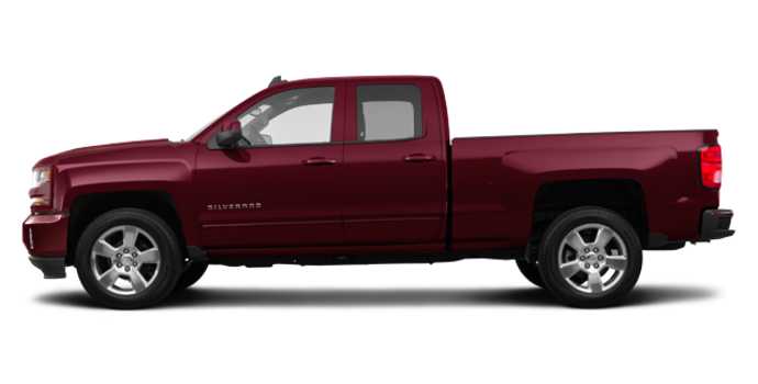 2016 Chevrolet Silverado 1500 LT Z71 | Photo 4 | Siren Red