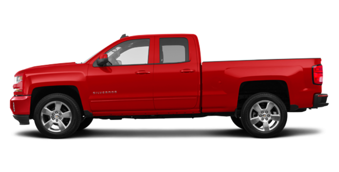 2016 Chevrolet Silverado 1500 LT Z71 | Photo 4 | Red Hot