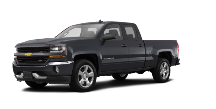 2016 Chevrolet Silverado 1500 LT Z71 | Photo 6 | Tungsten Metallic