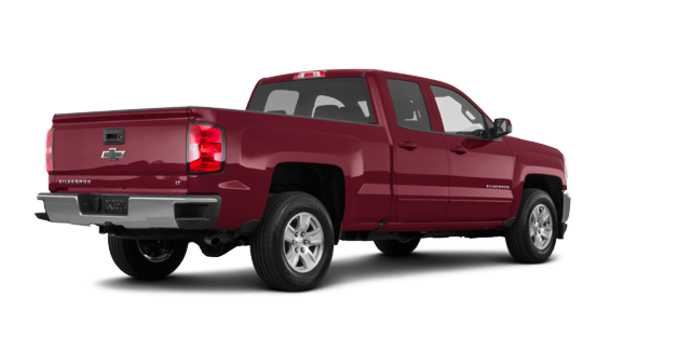 2016 Chevrolet Silverado 1500 LT | Photo 5 | Siren Red