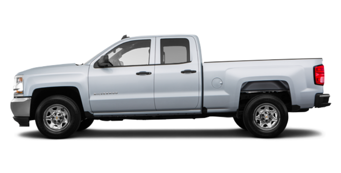 2016 Chevrolet Silverado 1500 WT | Photo 4 | Silver Ice Metallic