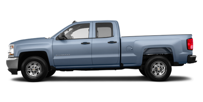 2016 Chevrolet Silverado 1500 WT | Photo 4 | Slate Grey Metallic