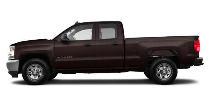 2016 Chevrolet Silverado 1500 WT | Photo 4 | Autumn Bronze Metallic