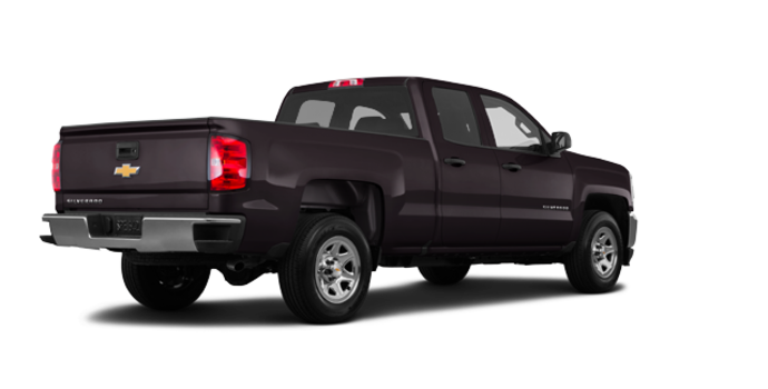 2016 Chevrolet Silverado 1500 WT | Photo 5 | Tungsten Metallic