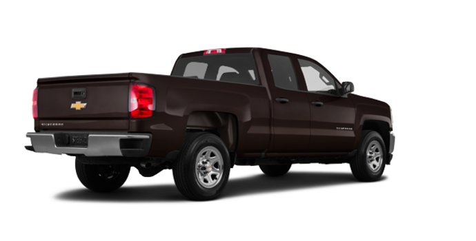 2016 Chevrolet Silverado 1500 WT | Photo 5 | Autumn Bronze Metallic