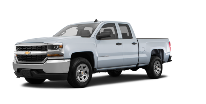 2016 Chevrolet Silverado 1500 WT | Photo 6 | Silver Ice Metallic