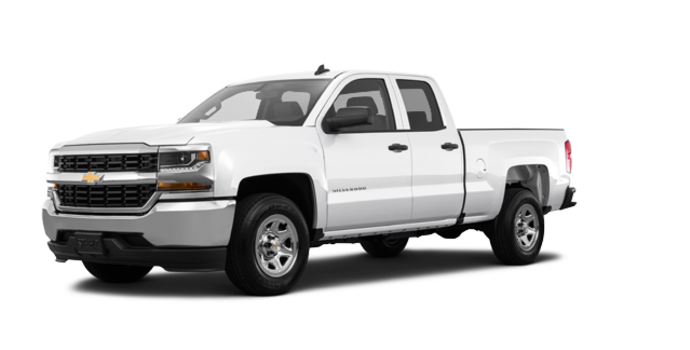 2016 Chevrolet Silverado 1500 WT | Photo 6 | Summit White