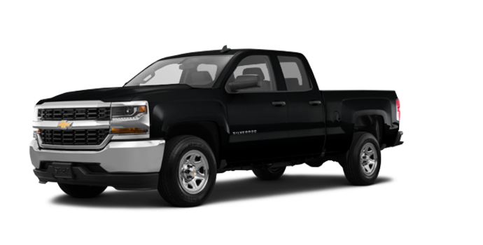 2016 Chevrolet Silverado 1500 WT | Photo 6 | Black