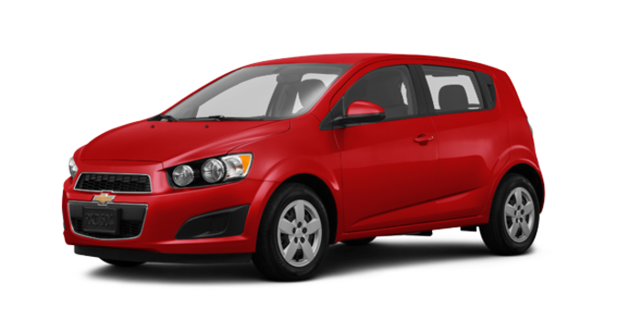 2016 Chevrolet Sonic Hatchback LS | Photo 6 | Red Hot