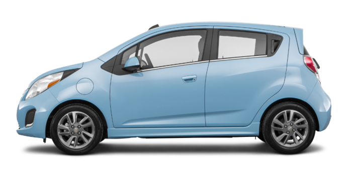2016 Chevrolet Spark Ev 1LT | Photo 4 | Electric Blue Metallic