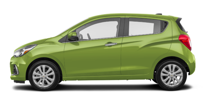 2016 Chevrolet Spark 2LT | Photo 4 | Lime Metallic