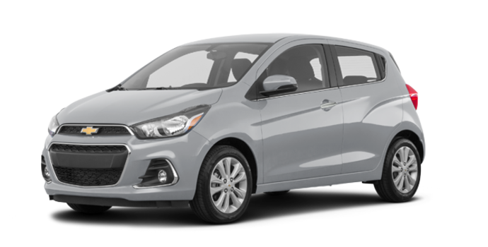 2016 Chevrolet Spark 2LT | Photo 6 | Silver Ice Metallic