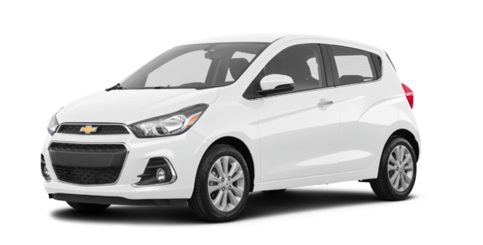 2016 Chevrolet Spark 2LT | Photo 6 | Summit White