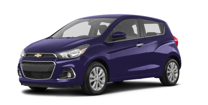 2016 Chevrolet Spark 2LT | Photo 6 | Kalamata Metallic