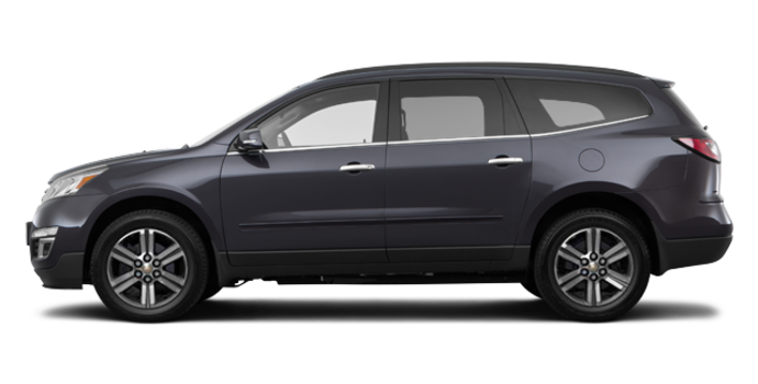 2016 Chevrolet Traverse 2LT | Photo 4 | Tungsten Metallic